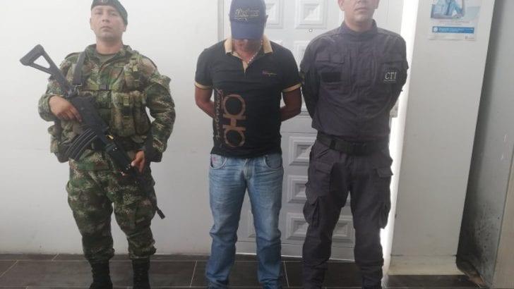 Asegurado profesor de institución rural del departamento de Putumayo por delitos sexuales