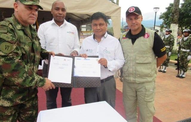 Putumayo tiene dos territorios más libres de sospecha de minas antipersonal