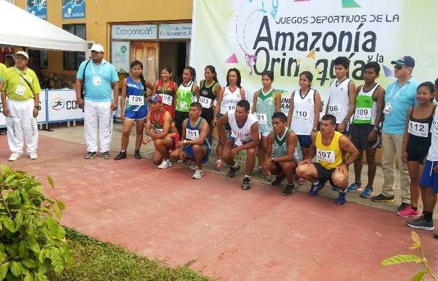 Juegos Deportivos de la Amazonía llegan a Putumayo