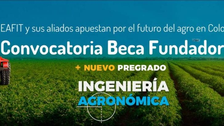 EAFIT y sus aliados apuestan por futuro del agro en Colombia