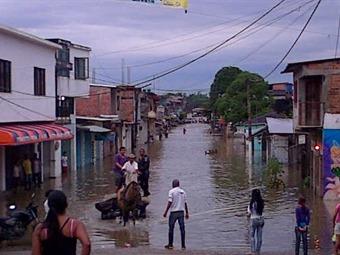 Emergencia invernal en Putumayo deja más de 9 mil damnificados