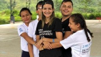 Mocoa no fue ajeno al día mundial del refugiado