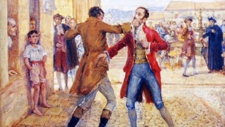 La verdadera independencia –20 de julio de 1810?