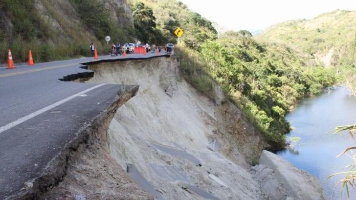 Crisis vial en Huila por cierre total en el tramo Garzón-Gigante