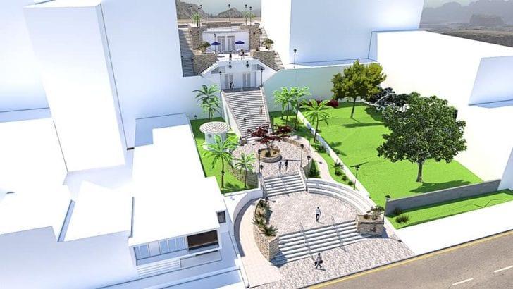 Gobernación terminará y dotará Plaza de las Guitarras de Mocoa
