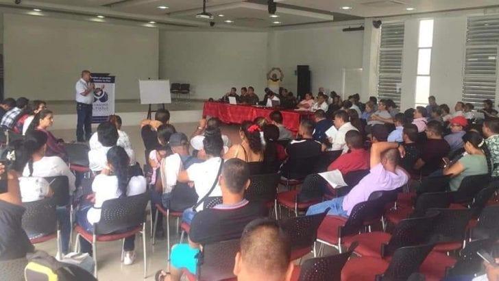 Se estableció mesa de diálogo entre campesinos y Gobierno Nacional