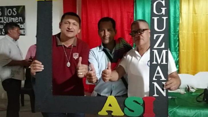 Gracias Puerto Guzmán