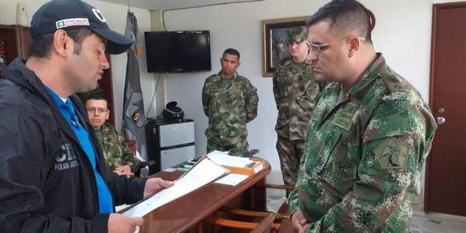Capturan a 12 militares activos por posibles hechos de corrupción