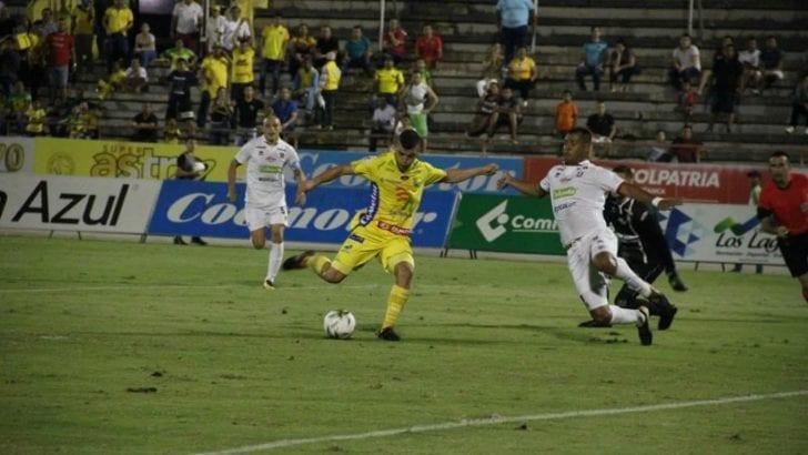 Kevin Agudelo, la 'joya' del Huila, se iría al fútbol italiano
