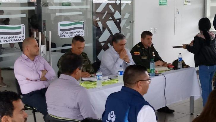 Gobierno refuerza medidas de seguridad para líderes de programa de sustitución de cultivos