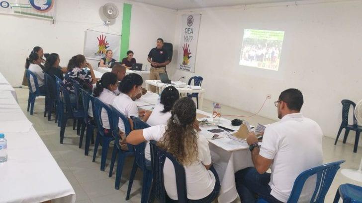 Rendición de Cuentas del BIDEH5 en el Valle del Guamuéz