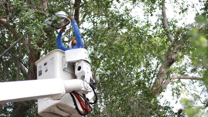 Gobernadora comenzará obras para remodelación de redes eléctricas en el Alto Putumayo