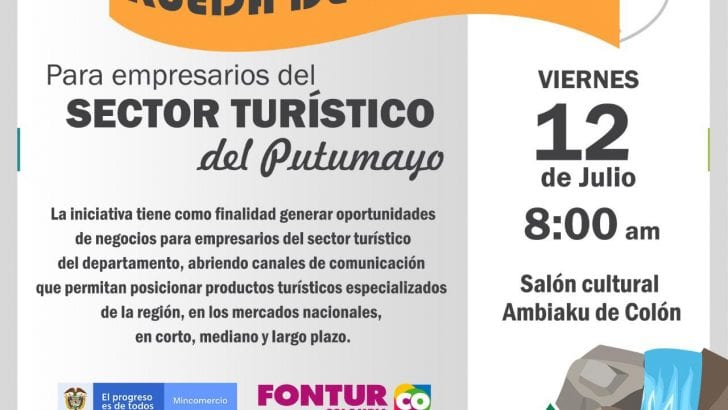 Rueda de Negocios Turística en Putumayo