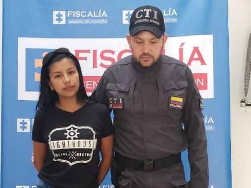 Capturada alias «La India» de la banda los lisos, dedicada al hurto de establecimientos comerciales en Puerto Asís