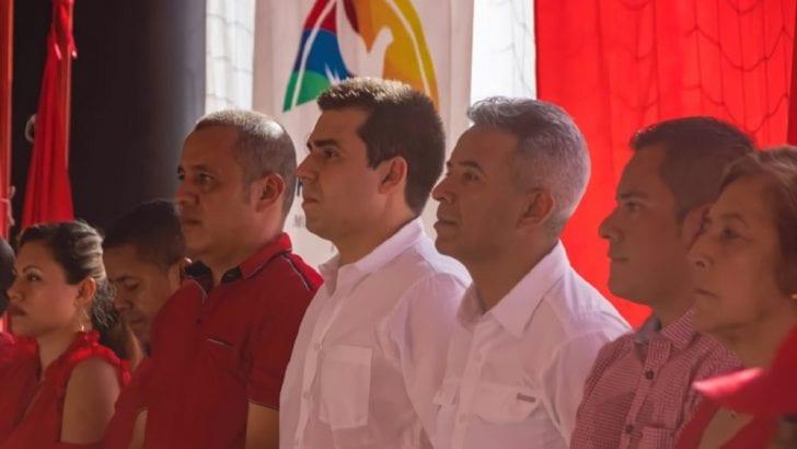 Colombia Renaciente aterriza en Putumayo con los aliados de Rivera