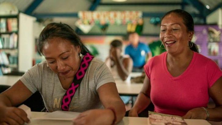 Mujeres exintegrantes de las Farc-Ep fortalecen herramientas para la ciudadanía y la participación