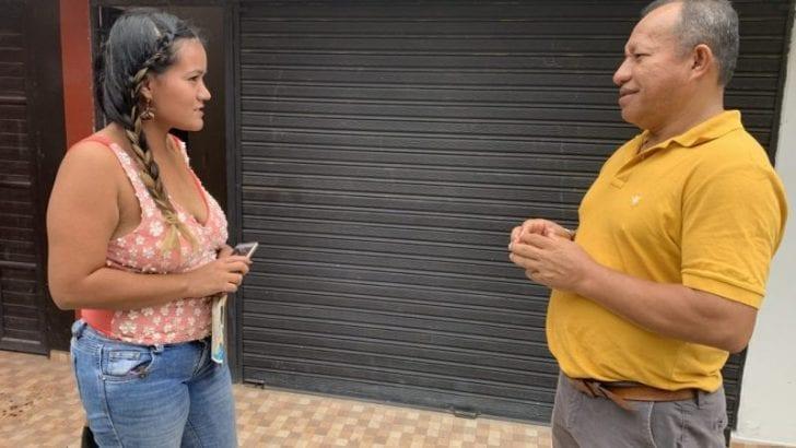Vásquez abre su sede de campaña en Mocoa