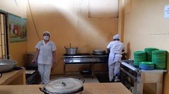En Mocoa, si hay servicio de alimentación escolar