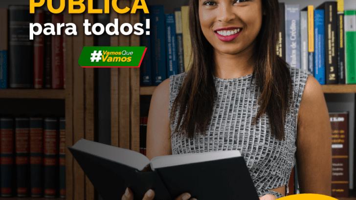 Universidad Pública para Todos!