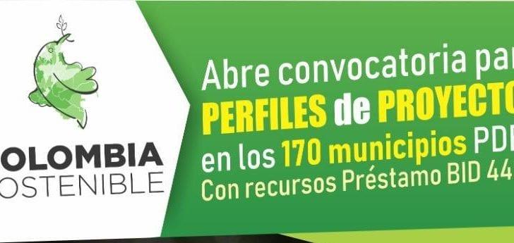 Nueve municipios del Putumayo podrían acceder a los beneficios del programa Colombia Sostenible