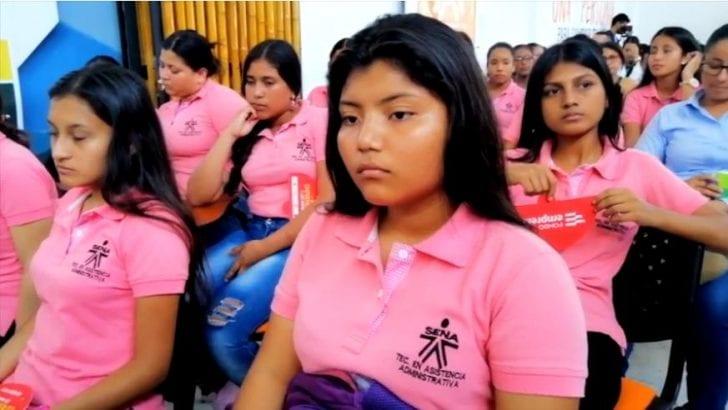 Semana del Emprendimiento y Proyecto Sacúdete en Orito