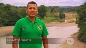 El Tigre no es como lo pintan : Luis Antonio Santacruz, candidato a Titan Caracol