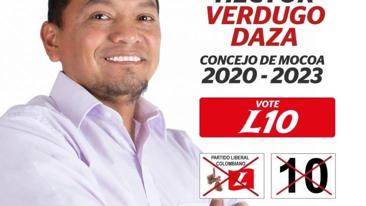 Hector Verdugo Daza – Concejo de Mocoa