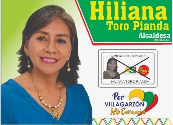 No soy la candidata del alcalde, ni de la gobernadora, ni de la industria petrolera – Hiliana Toro