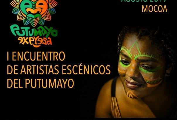 En Mocoa, Putumayo Expresa – Primer Encuentro de Artistas Escénicos del Putumayo