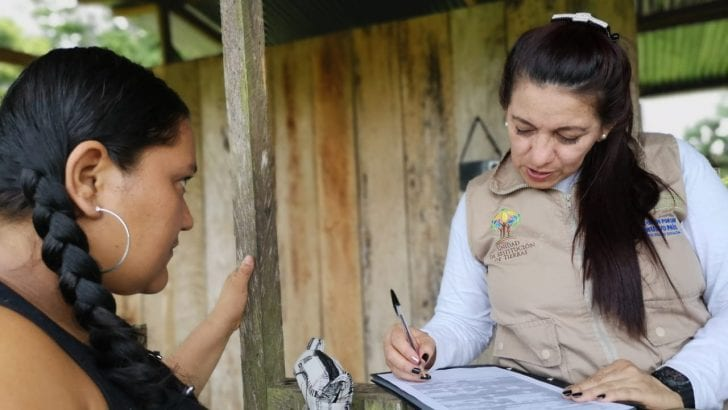 La Unidad de Restitución de Tierras (URT) y la Defensoría del Pueblo resolverán dudas acerca de los derechos de los segundos ocupantes y los terceros intervinientes en Putumayo.