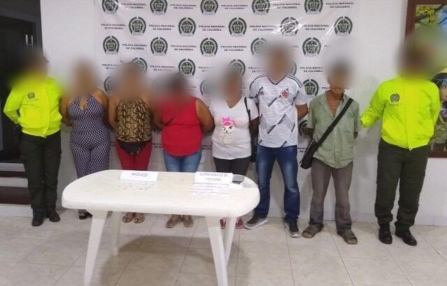 Duro golpe a las redes del microtrafico en el Putumayo