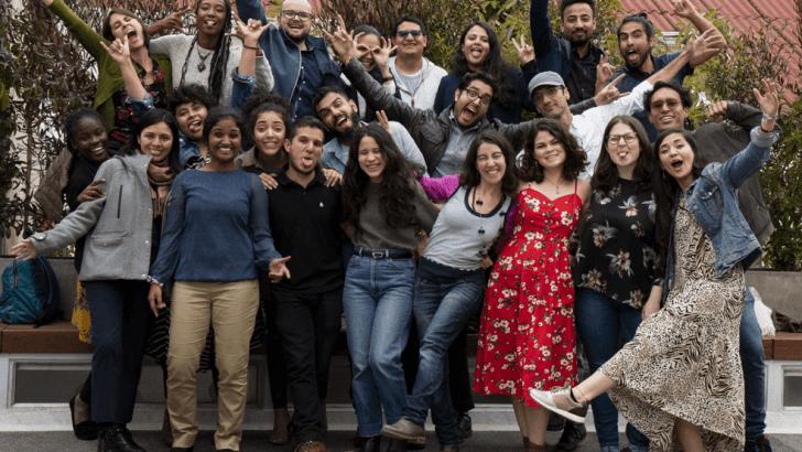 """Vinieron los """"millennials"""" que enfrentan la crisis climática"""