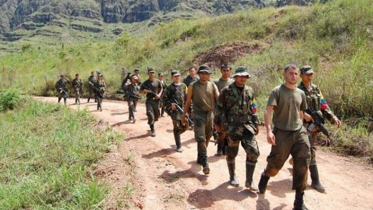 En Putumayo combates confinaron a familias campesinas