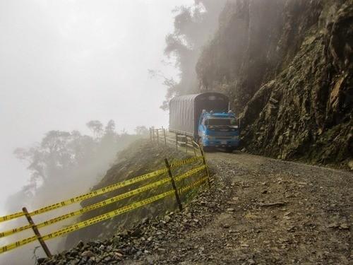 Trayecto San Francisco- Mocoa, estuvo cerrado 27 días, Invías presentó reporte
