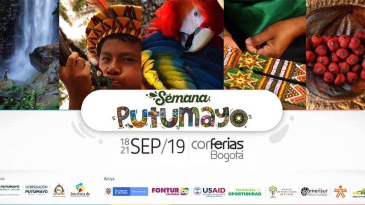 Putumayo se toma la capital del País