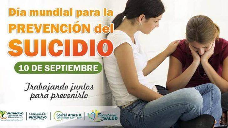 10 de septiembre: Día Mundial de la Prevención del Suicidio
