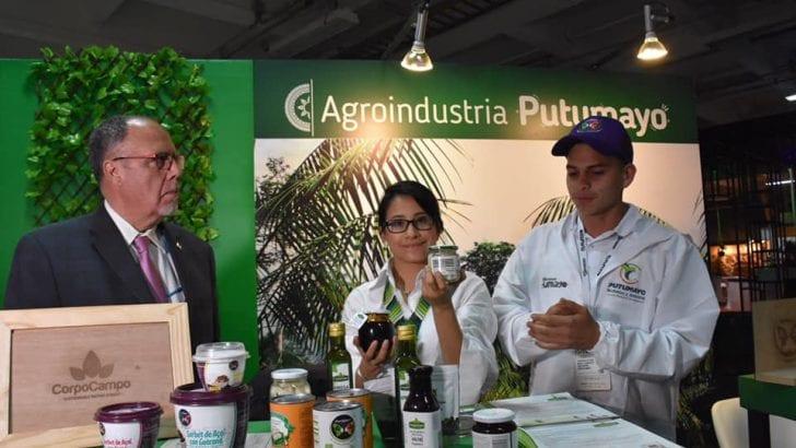La esencia del Palmito y el Acaí, conquista la capital colombiana