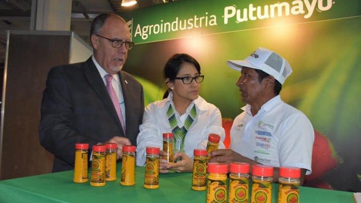 La Cúrcuma del Putumayo presente en Bogotá