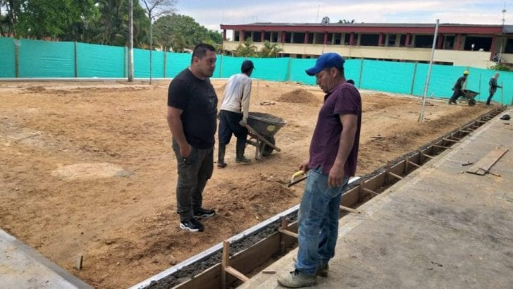 Adecuación de escenarios deportivos para los Juegos de la Orinoquía y Amazonía