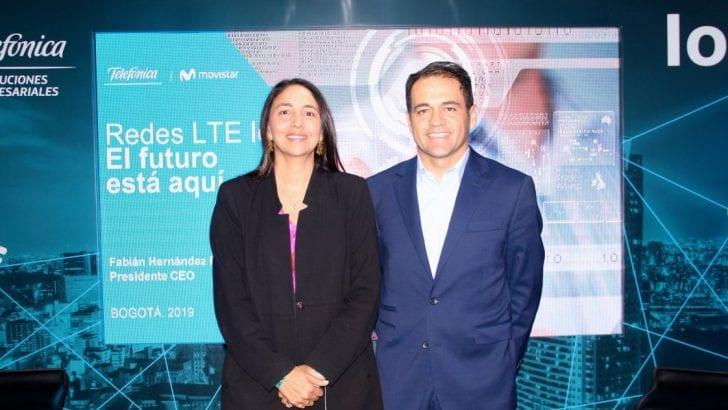 Movistar masificará el internet de las cosas en Colombia con red exclusiva