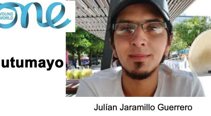 Delegación colombiana en One Young World