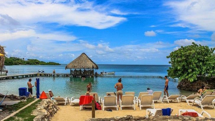 San Andrés, el paraíso terrenal del caribe colombiano