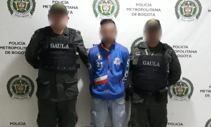 Capturados integrantes de grupo de delincuencia común «Los Propios»