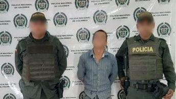 Capturado responsable de 17 homicidios en el Placer y La Dorada putumayo.