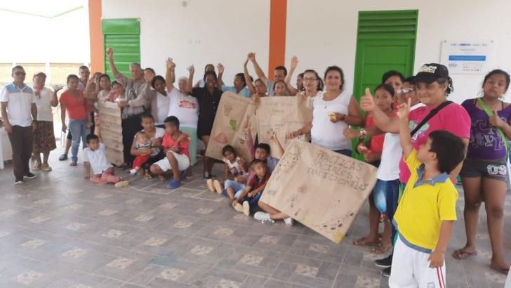 Con el rescate de tradiciones se fortalece el tejido social en Villa Rosa (Putumayo)