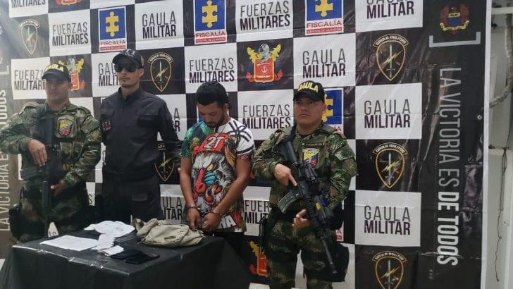 Ejército Nacional neutraliza el fenómeno de la extorsión en el Putumayo