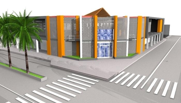 Programa de Ejecución de Actividades correspondientes a la construcción de la plaza de Mercado de Puerto Asís