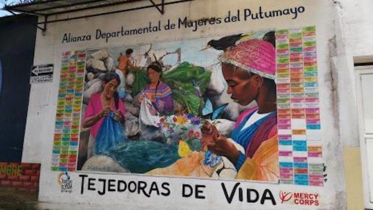 Así se protejen las mujeres lideresas del Putumayo