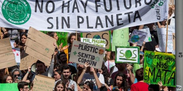 Huelga Mundial Contra el Cambio Climático