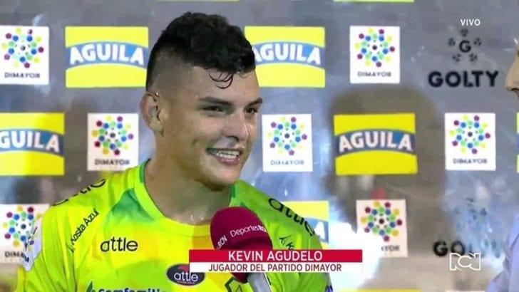 Putumayense en la lista de convocados de Selección Colombia Sub 23 para amistosos contra Perú